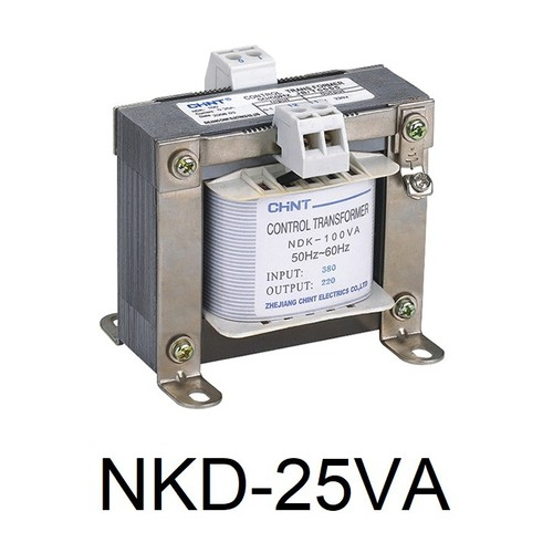 Biến áp chint bộ nguồn chint nkd-25va