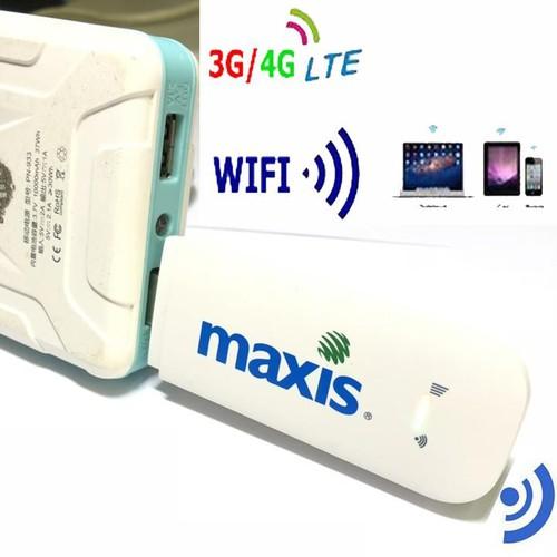 Dcom phát wifi 3g 4g maxis mf70