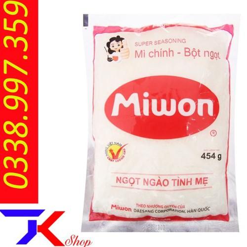 Bột ngọt miwon gói 454g - 20243785 , 22747222 , 15_22747222 , 30000 , Bot-ngot-miwon-goi-454g-15_22747222 , sendo.vn , Bột ngọt miwon gói 454g