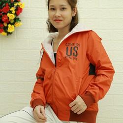 Áo khoát dù nữ cá tính- áo khoát nữ - AK09