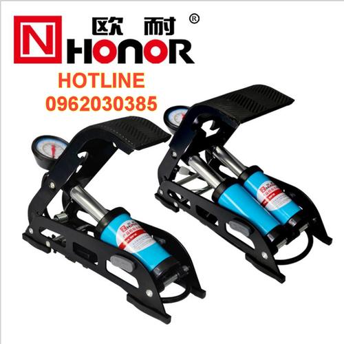 Bơm hơi đạp chân đa năng cho ô tô xe máy honor 2 ống - 18118750 , 22744928 , 15_22744928 , 215000 , Bom-hoi-dap-chan-da-nang-cho-o-to-xe-may-honor-2-ong-15_22744928 , sendo.vn , Bơm hơi đạp chân đa năng cho ô tô xe máy honor 2 ống