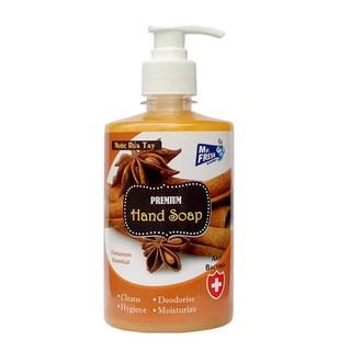 Bình Nước rửa tay tiệt trùng Mr Fresh Korea 500ml Hương Thảo Mộc - BH455-3 thumbnail