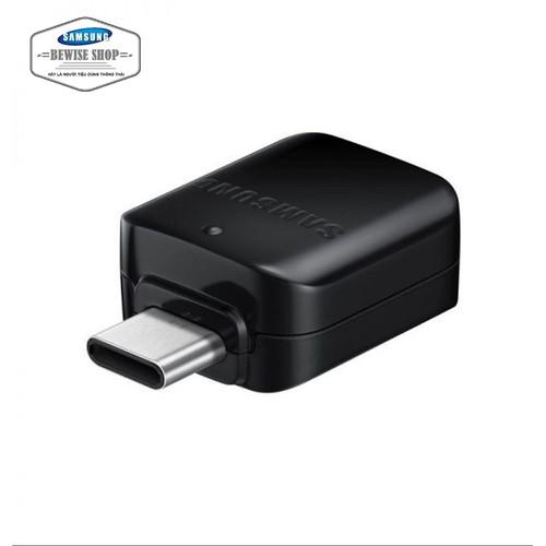 Thiết bị kết nối adapter otg - type c nk dành cho điện thoại samsung chính hãng