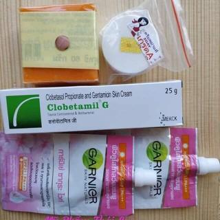 Sét kem Clobetamil G hàng thái lan loại 1 - Sét kem Clobeta thumbnail