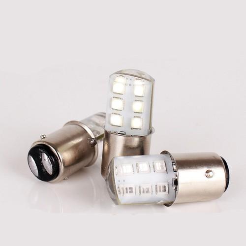 Đèn phanh, stop nhấp nháy siêu sáng 12led silicone - p22