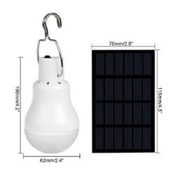 Đèn led năng lượng mặt trời 9 W