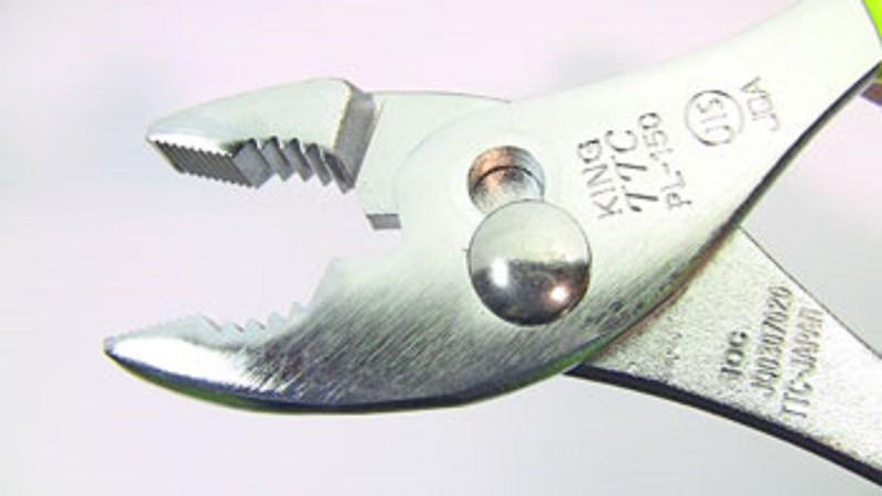 Cơ cấu miệng kẹp kìm 2 lỗ Tsunoda pl-150