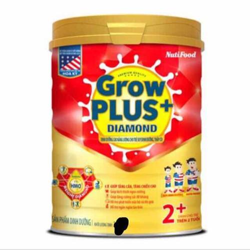 Sữa bột growplus diamond số 2 900g