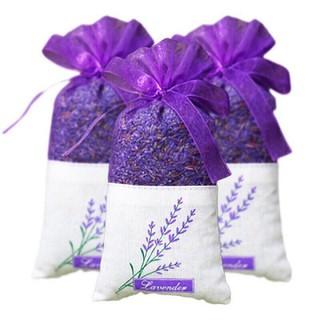 Túi thơm nụ hoa oải hương khô nhập khẩu 25gram - tuithomender25g thumbnail