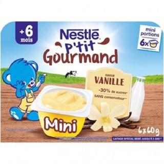 Váng sữa Nestle hàng nội địa Pháp - 1334133 thumbnail