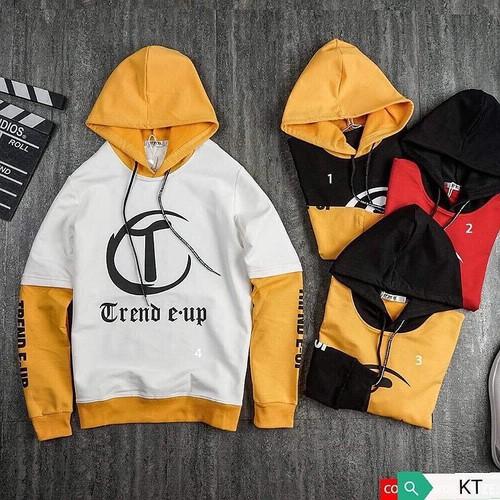 Áo hoodie nam phối màu in logo chữ cá tính áo hoodie nam phối màu in logo chữ cá tính áo hoodie nam phối màu in logo chữ cá tính