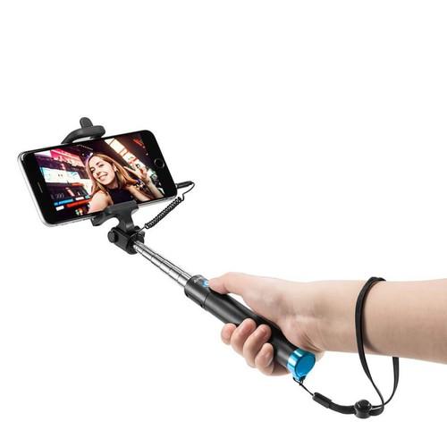 Gậy selfie stick cao cấp giá rẻ chụp ảnh nét khung hình to rộng hàng chuẩn c deal tốt