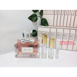 [ Chiết 2,5,10ml ] Nước Hoa Miss Dior Absolutely Blooming - Mẫu thử