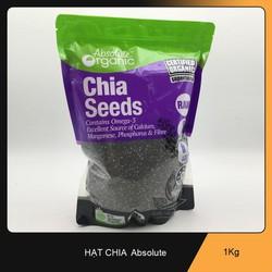 Hạt Chia Úc Organic Chia Seeds 1kg Giúp Giảm Cân, Hạ Đường - Kiểm Tra Trước Khi Thanh Toán