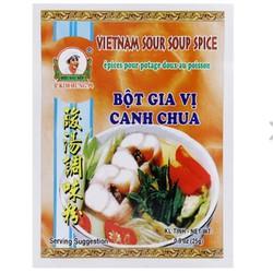 Bột gia vị canh chua kim Hưng gói 76g