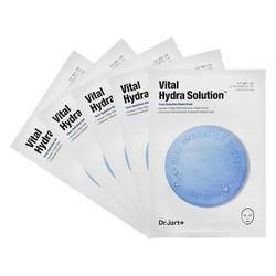 ComBo10 Mặt Nạ Giấy [Dr. Jart] Dermask Water Jet Vital Hydra Solution 0.9oz  Dưỡng Ẩm Trắng Da
