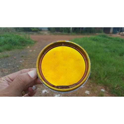 Sơn bóng màu vàng cao cấp 1k yes paint sơn đồ gỗ đơn giản