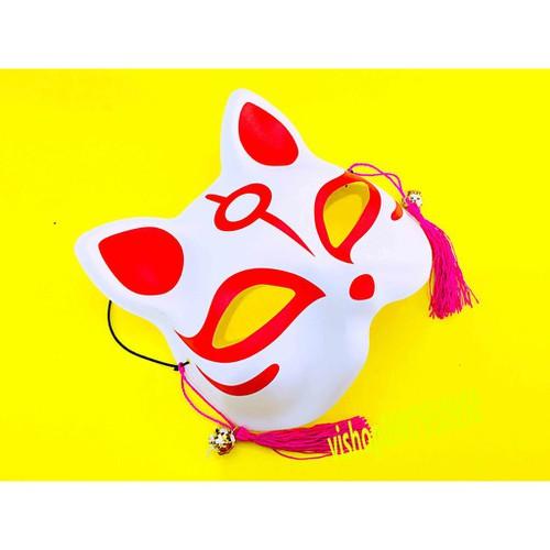Mặt nạ cáo mèo đã vẽ cosplay halloween mã tea68 zshop - 20263479 , 22909682 , 15_22909682 , 90100 , Mat-na-cao-meo-da-ve-cosplay-halloween-ma-tea68-zshop-15_22909682 , sendo.vn , Mặt nạ cáo mèo đã vẽ cosplay halloween mã tea68 zshop