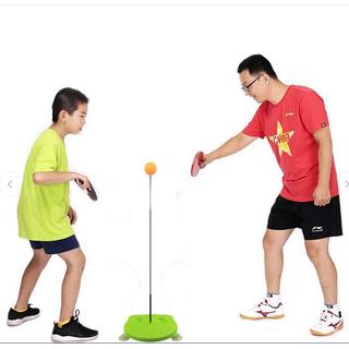 Bộ đồ chơi bóng bàn tự động cho bé - Bóng bàn luyện phản xạ - dụng cụ thể thao thời 4.0 - DTKBB thumbnail