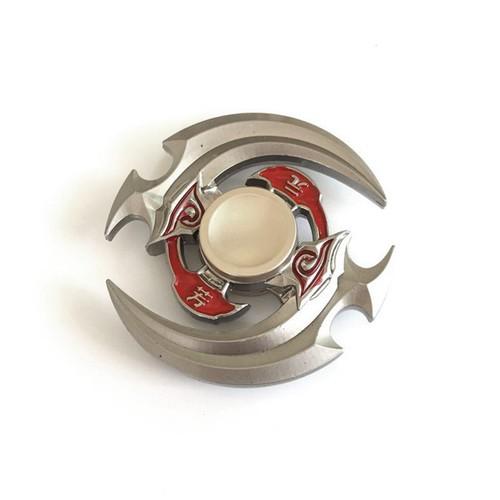 Con quay spinner kim loại hình chim ig50