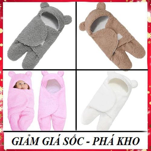 Áo ủ lông cho bé túi ngủ cao cấp chăn quần dạng khăn ủ kén quấn nhộng lông cừu cho trẻ sơ sinh đến 6 tháng tuổi - 20911149 , 23987916 , 15_23987916 , 110000 , Ao-u-long-cho-be-tui-ngu-cao-cap-chan-quan-dang-khan-u-ken-quan-nhong-long-cuu-cho-tre-so-sinh-den-6-thang-tuoi-15_23987916 , sendo.vn , Áo ủ lông cho bé túi ngủ cao cấp chăn quần dạng khăn ủ kén quấn nhộn