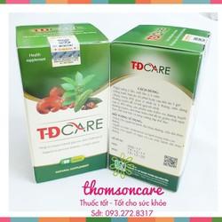 Hỗ trợ điều trị tiểu đường TĐ Care | Hạ đường huyết | Ngăn ngừa tiểu đường