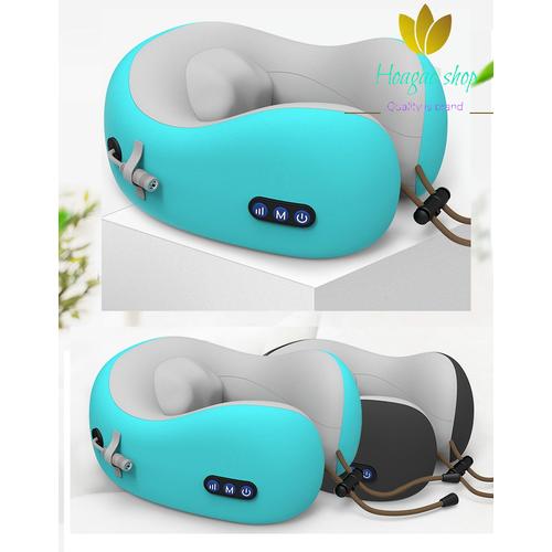 Gối massage vòng cổ chữ u cao cấp máy đôi 3 chế độ thông minh pin lithium - 21212845 , 24408622 , 15_24408622 , 750000 , Goi-massage-vong-co-chu-u-cao-cap-may-doi-3-che-do-thong-minh-pin-lithium-15_24408622 , sendo.vn , Gối massage vòng cổ chữ u cao cấp máy đôi 3 chế độ thông minh pin lithium