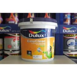 Sơn nội thất lau chùi hiệu quả Dulux Easy Clean - lon 1 lít - có nhiều màu
