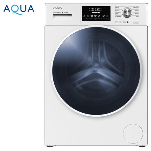 Máy giặt aqua inverter aqd-d850e w mẫu 2019  8.5 kg