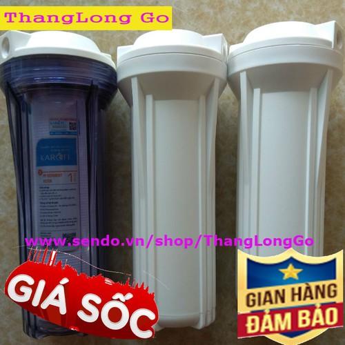 Bộ 3 cốc lọc cho máy lọc nước ro | linh kiện bộ 3 cốc lọc số 1-2-3 cho các máy lọc nước ro