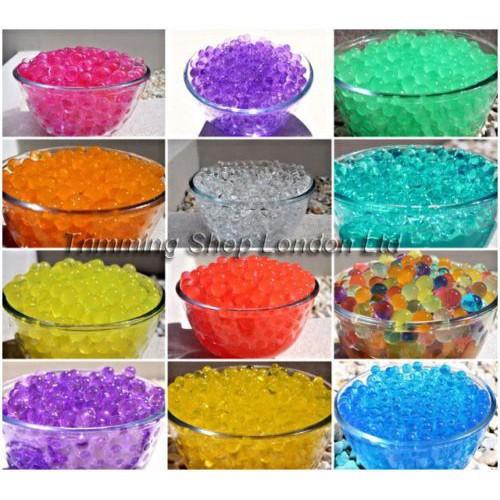 Sk hạt nở 1 màu hạt nở nguyên liệu làm slime 1000 viên mk3