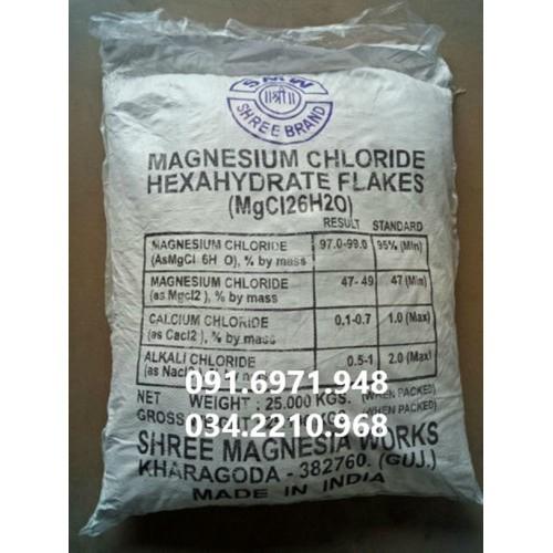 Mgcl2 -magie clorua dạng vảy ấn độ cho tôm cá - 19471502 , 22209738 , 15_22209738 , 115000 , Mgcl2-magie-clorua-dang-vay-an-do-cho-tom-ca-15_22209738 , sendo.vn , Mgcl2 -magie clorua dạng vảy ấn độ cho tôm cá