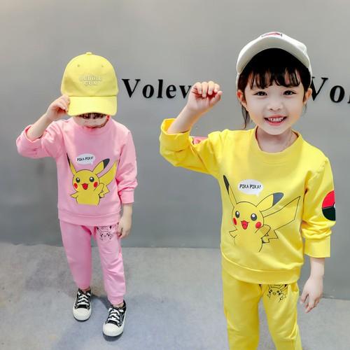 Bộ quần áo bé trai bé gái thỏ pkc chất da cá