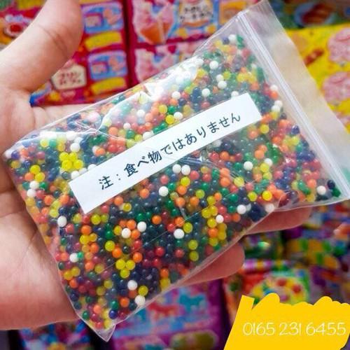 Hạt nở nguyên liệu làm slime gói 100g khoảng 5000 hạt nhỏ giá giảm rẻ - 17806082 , 22341251 , 15_22341251 , 49821 , Hat-no-nguyen-lieu-lam-slime-goi-100g-khoang-5000-hat-nho-gia-giam-re-15_22341251 , sendo.vn , Hạt nở nguyên liệu làm slime gói 100g khoảng 5000 hạt nhỏ giá giảm rẻ
