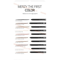 (DATE 11-02-2022) Chì Kẻ Mắt Lâu Trôi Merzy Another Me The First Gel Eyeliner