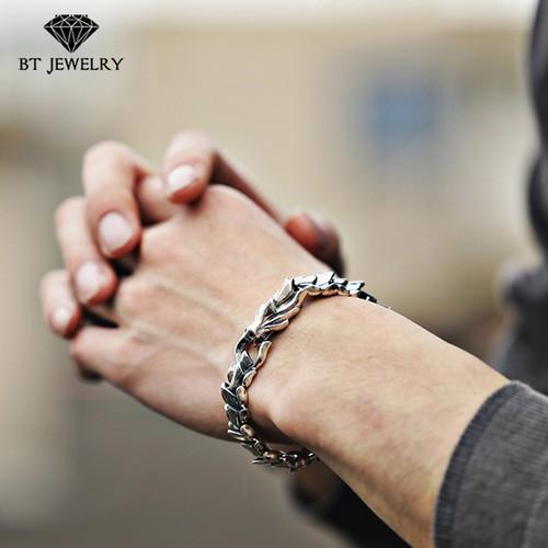 Lắc tay xương rồng-bt jewerly