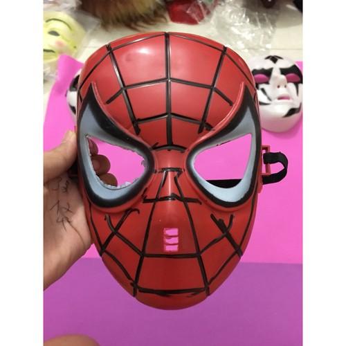 Mặt nạ người nhện i33 big size