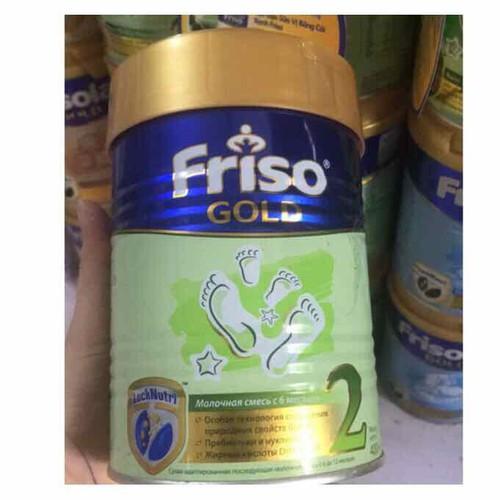 Sữa friso gold nga số 2 400g