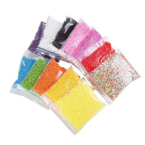 Nguyên liệu làm slime hạt nở gói 5000 viên nhiều màu mã mer30 c lẻ sỉ - 21226113 , 24424616 , 15_24424616 , 60800 , Nguyen-lieu-lam-slime-hat-no-goi-5000-vien-nhieu-mau-ma-mer30-c-le-si-15_24424616 , sendo.vn , Nguyên liệu làm slime hạt nở gói 5000 viên nhiều màu mã mer30 c lẻ sỉ