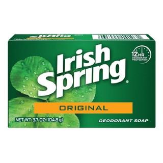 Xà bông cục Irish Spring Original - Mỹ - 104.8g - Xà bông cục thumbnail