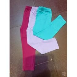 Combo 3 quần legging size đại cho bé gái
