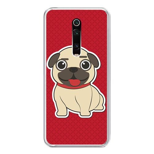 Ốp lưng điện thoại xiaomi mi 9t pro - 0314 cutedog01 - silicone dẻo