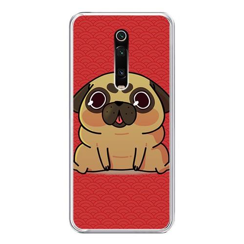 Ốp lưng điện thoại xiaomi mi 9t pro - 0315 cutedog02 - silicone dẻo