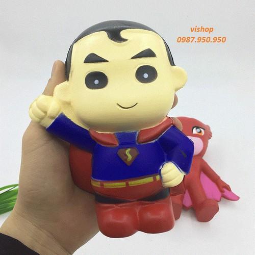 Squishy siêu nhân superman