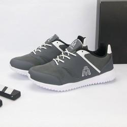 Giày thể thao xám đậm chất lượng cao siêu bền TS411 Tronshop