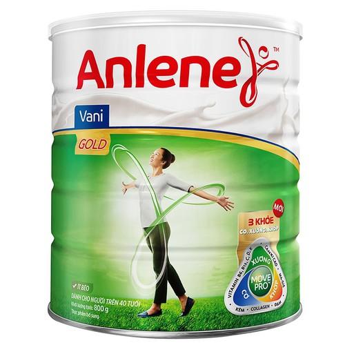 Sữa bột anlene gold  hương vani  800g cho người trên 40 tuổi - 19483561 , 22233963 , 15_22233963 , 330000 , Sua-bot-anlene-gold-huong-vani-800g-cho-nguoi-tren-40-tuoi-15_22233963 , sendo.vn , Sữa bột anlene gold  hương vani  800g cho người trên 40 tuổi