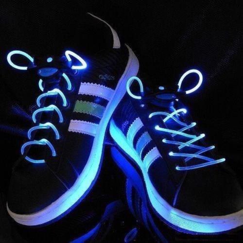 Dây giày đèn led phát sáng giá rất rẻ