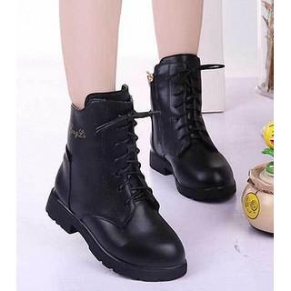 Giày Boot cao cổ cho bé gái phong cách hàn quốc - BBG10 [ĐƯỢC KIỂM HÀNG] - 22208903 thumbnail