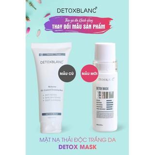 Mặt nạ thải độc detox blanc - mntd thumbnail