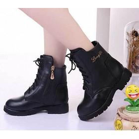 Giày Boot cao cổ cho bé gái phong cách hàn quốc - BBG10 - BBG10
